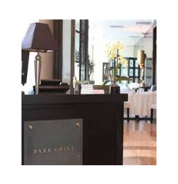 PARK GRILL RESTAURANT AT THE HOTEL INTERCONTINENTAL