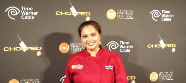NYC Wine & Food Festival—Chopped Event