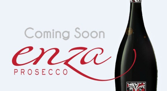 Enza Prosecco Launched For the Holidays