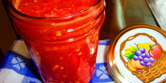 Granny  Violet's Hot Sauce