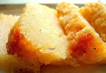 Chan Jairam's Cassava Pone