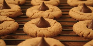 The Peanut Blossom – The 10th Day of Our 12 Days of Cookies