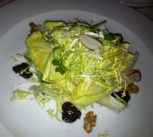 Db frisee salad