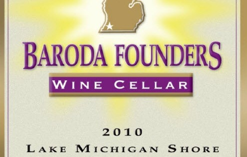 Michigan's Baroda Founders Wine Cellar
