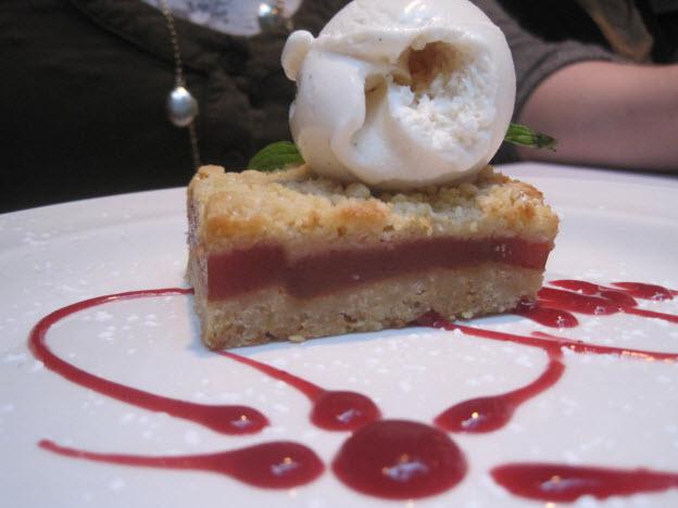 victors cafe dessert