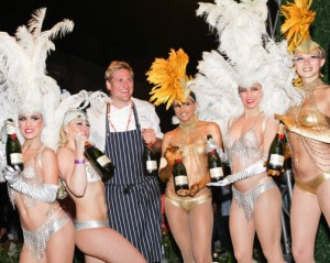 curtis stone and moet girls