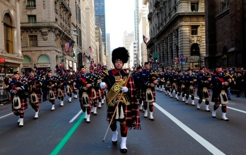 Where to Celebrate St. Patrick's Day in NYC