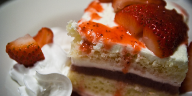 Strawberry Shortcake – The Official Dessert of Summer?