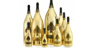 Armand De Brignac Champagne:Superior Production Justifies High Price Tag