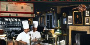 Tam O'shanter-Los Angeles' Oldest Restaurant