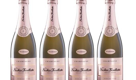 Nicolas Feuillatte Champagnes Announce D'Luscious