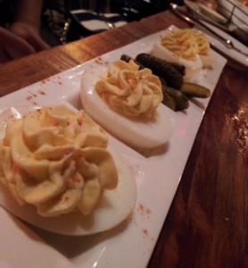 oniels deviled eggs