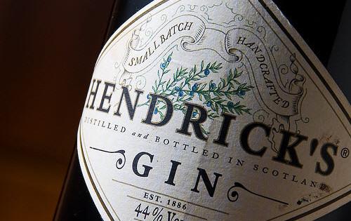 Hendrick's Dominates