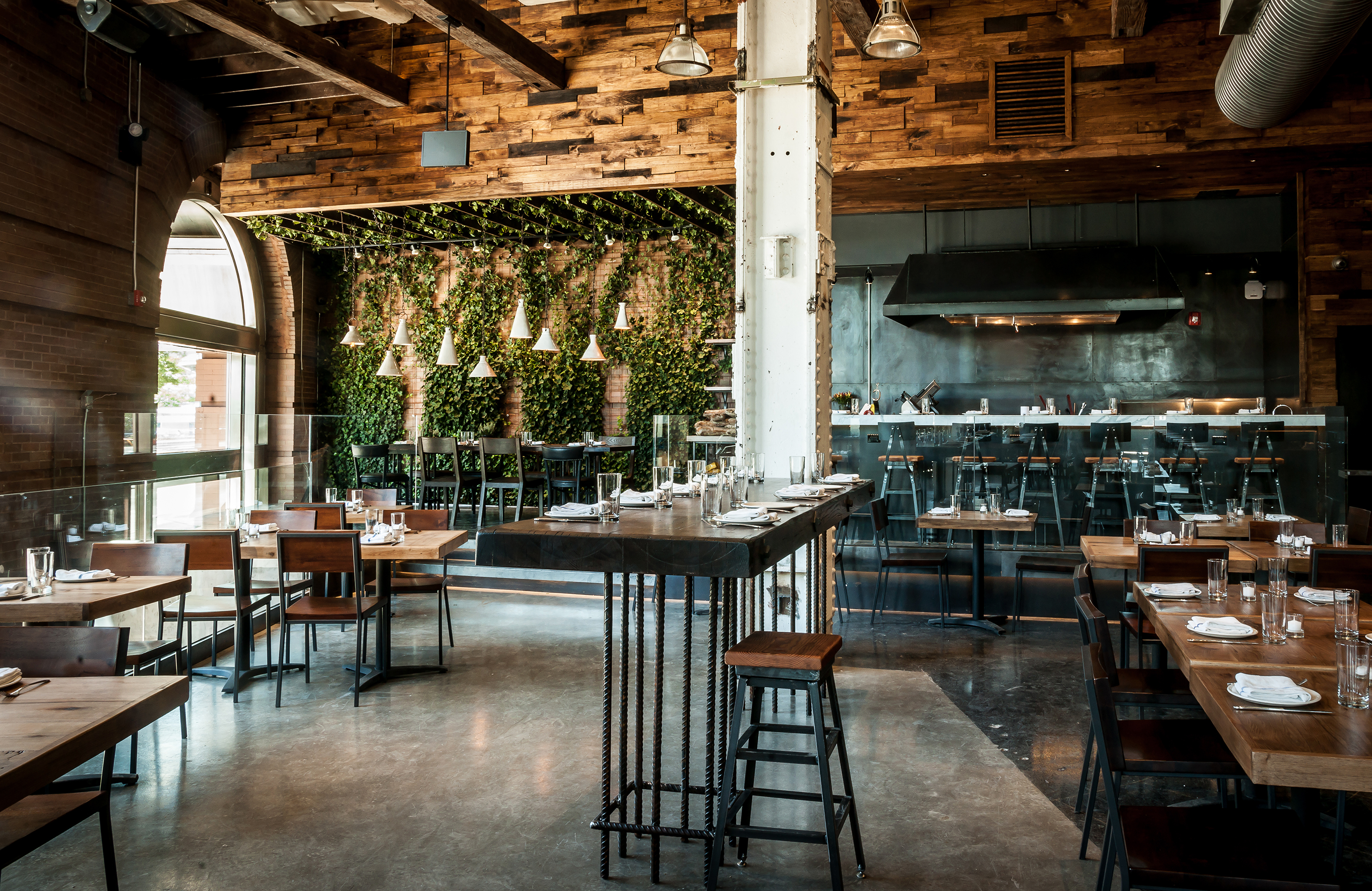Escape to upscale barcelona at toro nyc daily food wine for New york interior designer